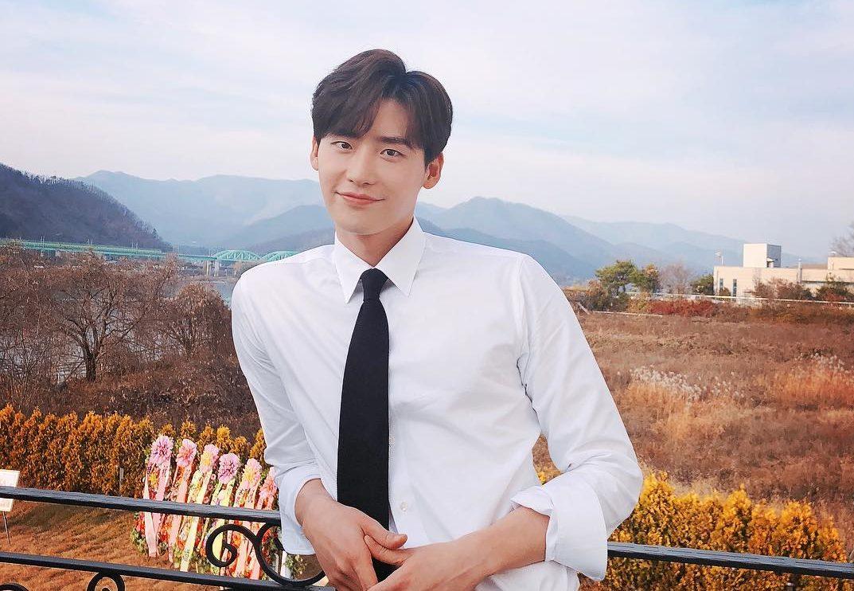 韓国の人気イケメン俳優イ・ジョンソク