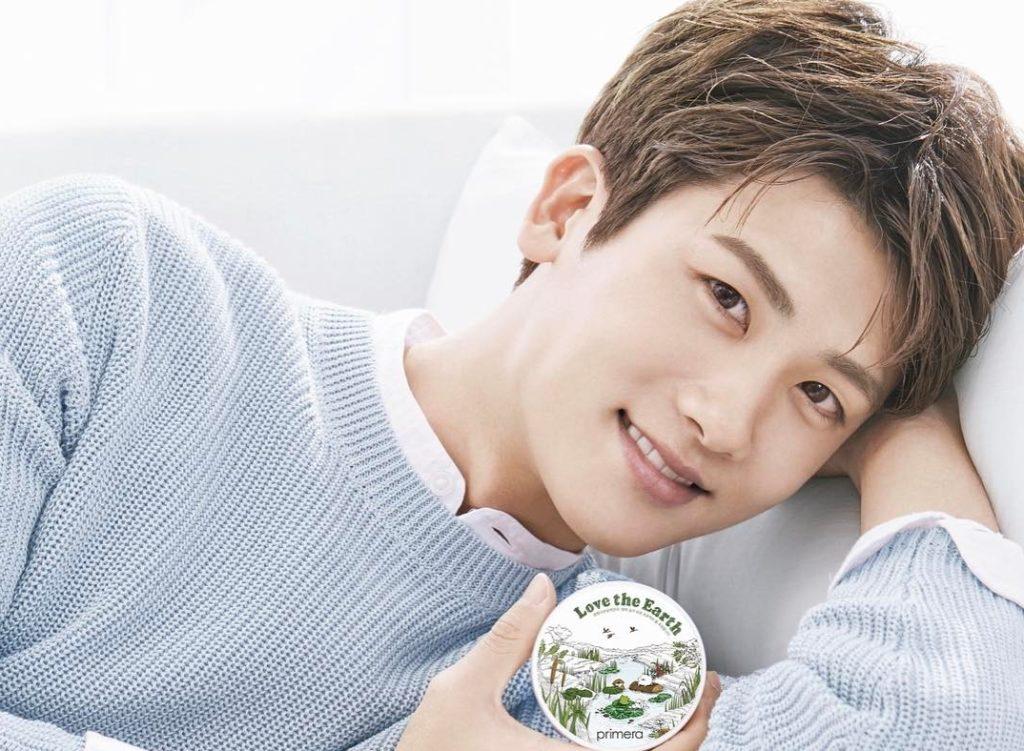 韓国の人気イケメン俳優パク・ヒョンシク
