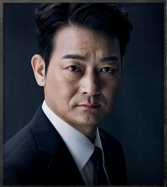 チャン・セジュン役はチョ・ソンハ