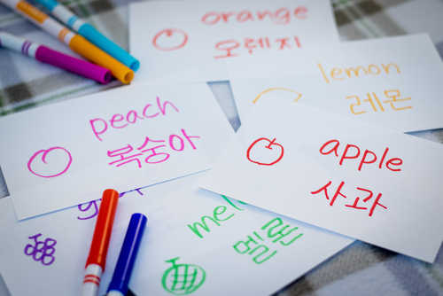 韓国語は聴いて覚える!